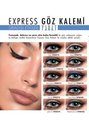 Farmasi Make Up Express Göz Kalemi Koyu Kahve 05 1