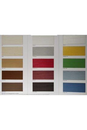 Filli Boya Panel Kapı Boyası Seti Su Bazlı Yarı Mat 2,5 L Hasır Kullanıma Hazır Rulo+band+fırça 2