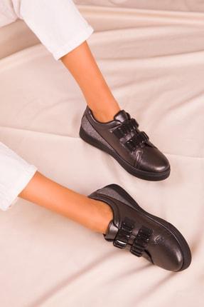 Soho Exclusive Platin Kadın Sneaker 15890 2