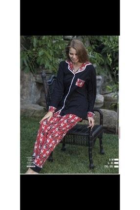 Kadın Gecelik Takımı TEK-62627