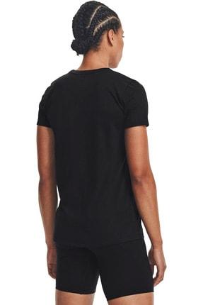 Under Armour Kadın Spor T-Shirt - Live Repeat HB SSC - 1365136-001 1
