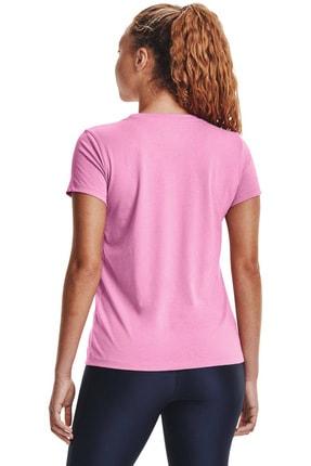 Under Armour Kadın Spor T-Shirt - Live Sportstyle Graphic SSC - 1356305-680 1