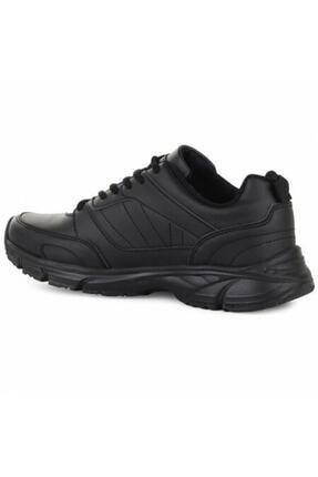 Kinetix Siyah Avery Pu Anatomik Tabanlı Spor Ayakkabı 1