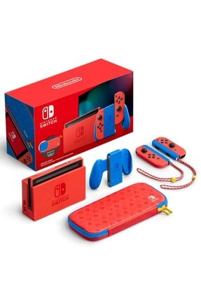 Nintendo Switch Mario Red & Blue Special Edition 2