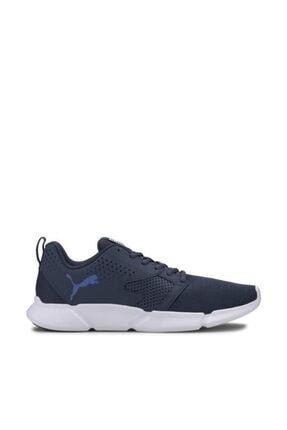 Puma Erkek Mavi Interflex Spor Ayakkabı 0