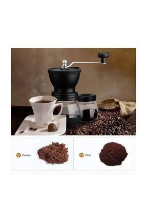 Coffee Factory Coffe Grinder Seramik Cam Kahve Öğütücü 4