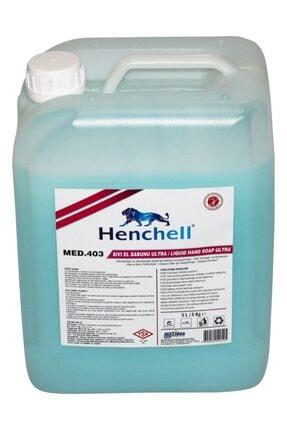 Henchell Sıvı El Sabunu Ultra-pınto 5kg 1