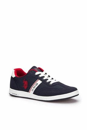US Polo Assn KARES Lacivert Erkek Sneaker Ayakkabı 100248496 0