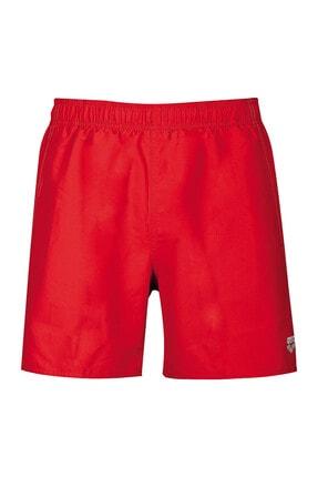 Erkek Mayo - FUNDAMENTALS Erkek Yüzücü Kırmızı Şort Mayo - 1B32841