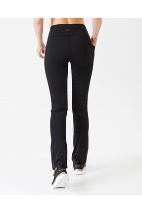 Skechers Core Tights W Base Loose Pant Kadın Siyah Tayt S201255-001 1