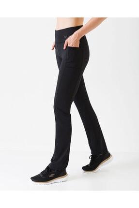 Skechers Core Tights W Base Loose Pant Kadın Siyah Tayt S201255-001 3