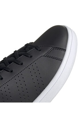 adidas ADVANTAGE BASE Siyah Erkek Çocuk Sneaker Ayakkabı 100481839 4