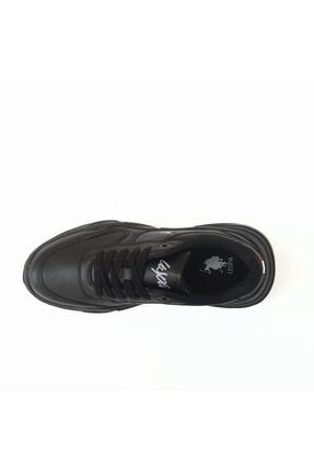 US Polo Assn LOVELY Siyah Kadın Fashion Sneaker 100551393 2