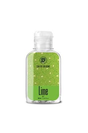 Door 5'i Bir Yerde Mandarin Lavander Lime Fresh Ice 100 ml X 5 Kolonya 3