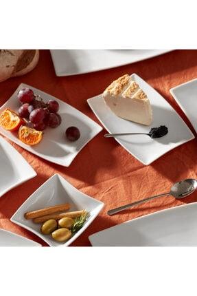 Karaca New Perfect White 26 Parça 6 Kişilik Kahvaltı Seti Kare 1