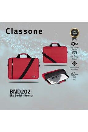 Picture of Bnd202 15.6 Inç Eko Serisi Laptop, Notebook El Çantası -kırmızı