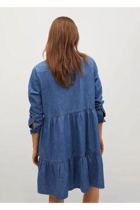 Mango Kadın Elbise 3