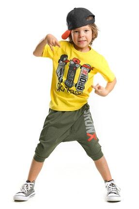 Mushi Erkek Çocuk Bronx Baggy Takım 0