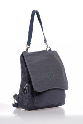 Smart Bags Smbky1119-y. Füme Füme Kadın Sırt Çantası 1
