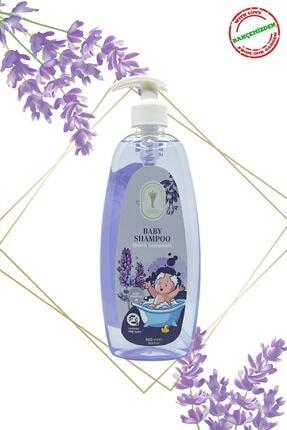 Gallipoli Lavender Doğal Bitkisel Lavanta Yağlı Bebek Şampuanı 500 ml 1