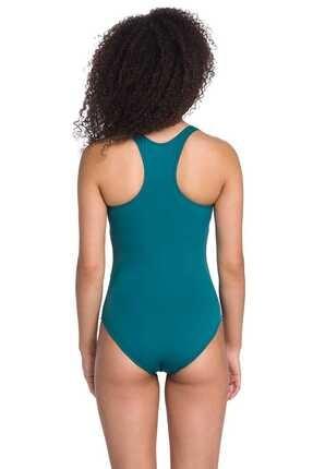 Dagi Kadın Petrol Yeşili Yüzücü Mayo B0119Y0006 1