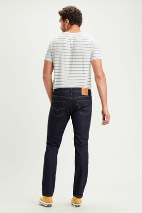 Levi's 511 Slım Dark Hollow Local Erkek Jeans 2