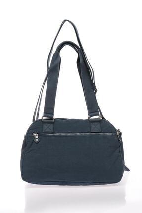Smart Bags Smb1122-0033 Lacivert Kadın Omuz Çantası 2