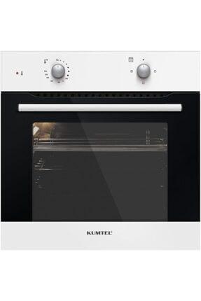 KUMTEL B66 S2 Harr Teknoloji 3 Program Beyaz Ankastre Fırın 0