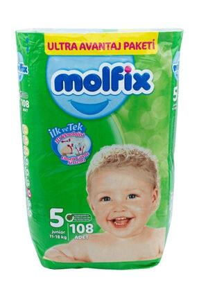Molfix 3d 5 Beden Junior 108'li Ultra Avantaj Paketi 3