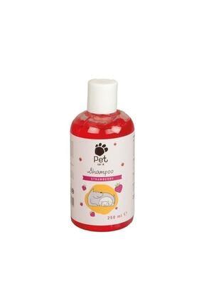 Pet Love Çilek Özlü Kedi Ve Köpek Şampuanı 250 ml 0