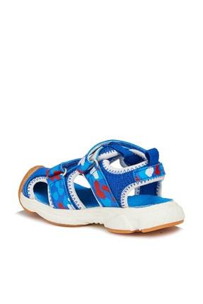 Vicco Leo Erkek Çocuk Saks Mavi Sandalet 3