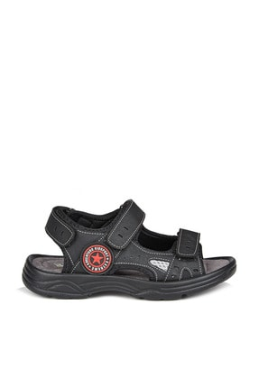 Vicco Delta Erkek Çocuk Siyah Sandalet 2