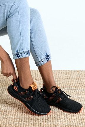 Tonny Black Unısex Siyah Spor Ayakkabı Tbıdl 2
