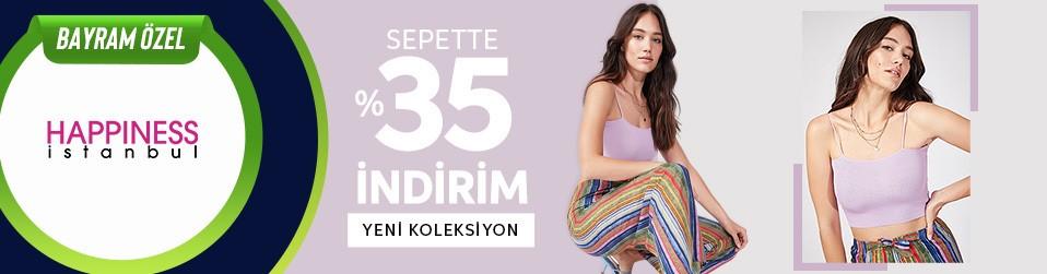 Happiness IST. - Yeni Koleksiyon - Kadın Tekstil   Online Satış, Outlet, Store, İndirim, Online Alışveriş, Online Shop, Online Satış Mağazası