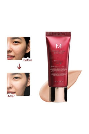 Missha Yoğun Kapatıcılık Sunan BB Krem M Perfect Cover BB Cream SPF42/PA+++ No: 13 ( 20 ML ) 0