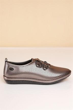 Pierre Cardin Kadın Günlük Ayakkabı-platin 2