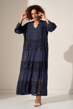 Camena Dantel Detaylı Elbise 2019070500212 1