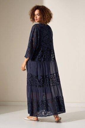 Camena Dantel Detaylı Elbise 2019070500212 2