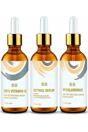 BB Vitamin C + Hyaluronic Acid + Retinol Serum 0