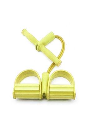 Avessa Body Trimmer Direnç Lastiği Jimnastik Aleti Sarı 1