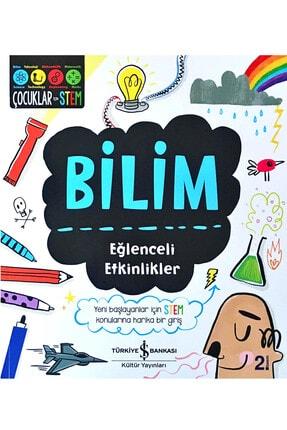 İş Bankası Kültür Yayınları Eğlenceli Etkinlikler Bilim Kültür Serisi - 1 1