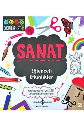 İş Bankası Kültür Yayınları Eğlenceli Etkinlikler Bilim Kültür Serisi - 1 3
