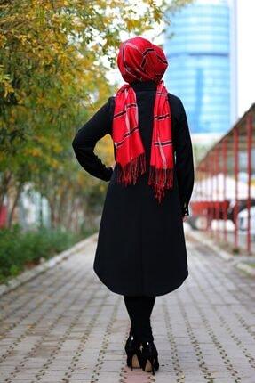 SALİHA Kadın Siyah Elit Tunik 1