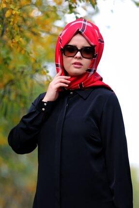 SALİHA Kadın Siyah Elit Tunik 2