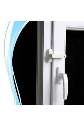 epazzar Pvc Pimapen Pencere Cam Balkon Kapısı Güvenli Emniyet Kilidi 2