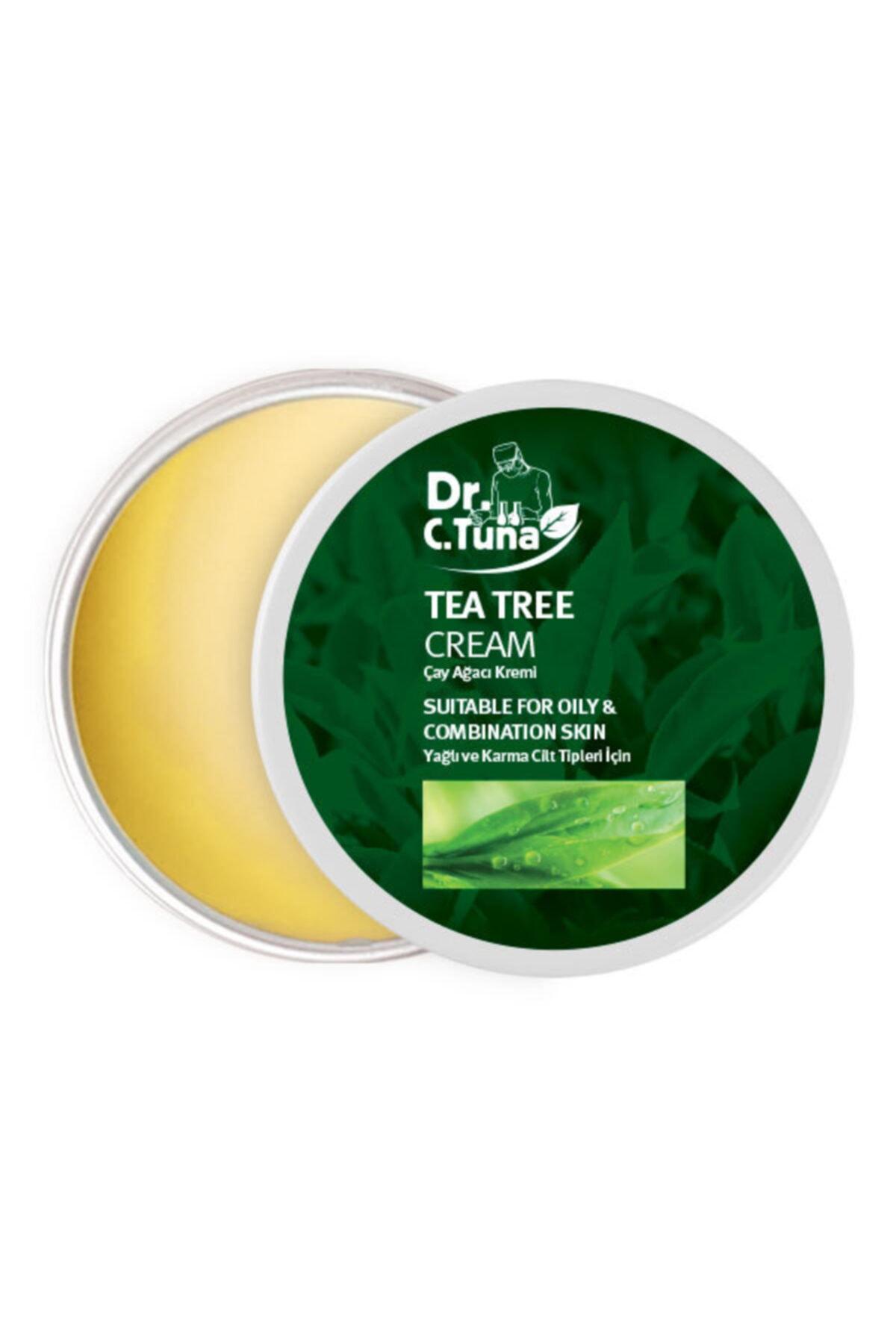 Dr.C.Tuna Çay Ağacı Yağı Kremi 110ml -1109072