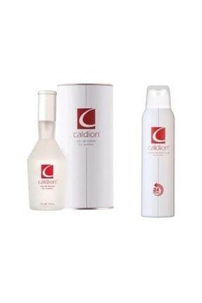 Caldion Orıjınal For Women Edt 100 Ml Kadın Parfüm + 150 Ml Deodorant Ikili Set 0