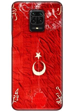 Turkiyecepaksesuar Xiaomi Redmi Note 9s Kılıf Silikon Baskılı Desenli Arka Kapak 0
