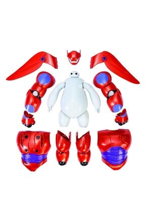 Hasbro Baymax Bighero Süper Kahraman Oyuncak Birleştirilen Robot 0