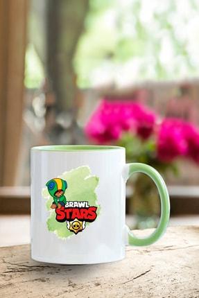 GiftStore Brawl Stars - Leon- Yeşil Kupa-21 0